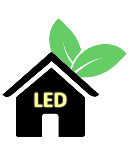 LED Security Lighting for a safer, greener home when your street lights are off